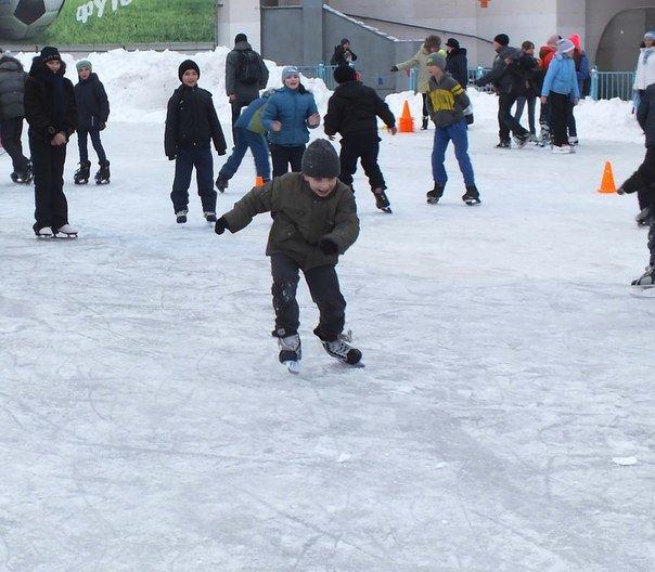 Ульяновцы увидели «Рождественский праздник на льду», фото-2