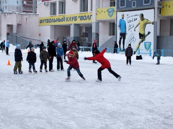 Ульяновцы увидели «Рождественский праздник на льду», фото-3