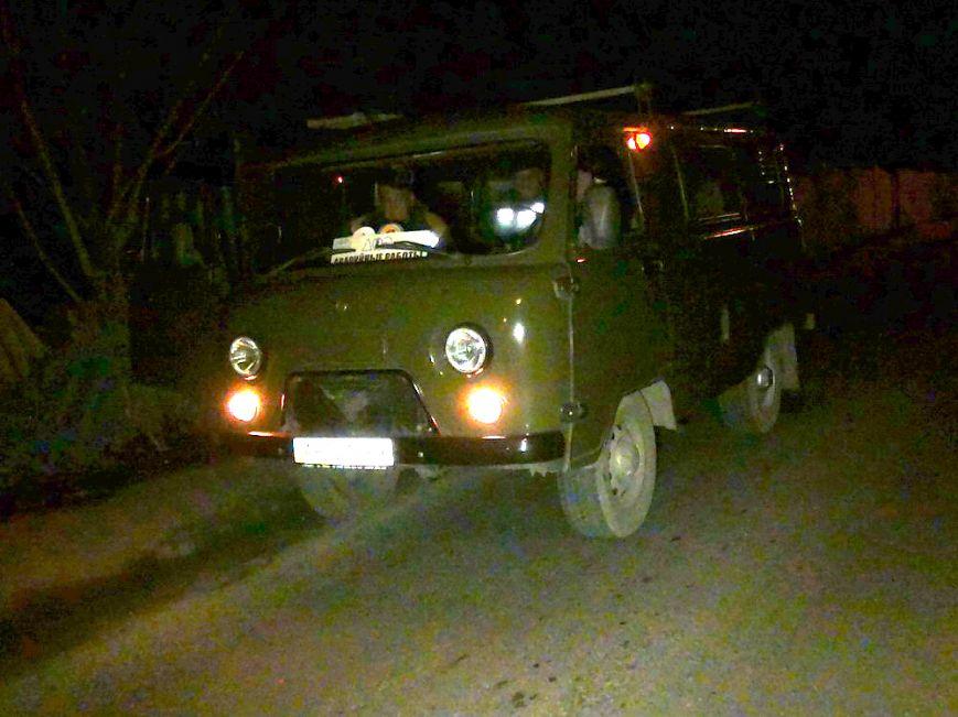 В Мариуполе МАЗ оставил семьдесят домов без света (ФОТО+ВИДЕО), фото-4