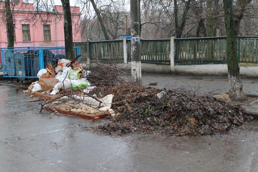 Сумчане требуют от «Сумыжилья» наконец-то вывезти опавшую листву (ФОТО), фото-3