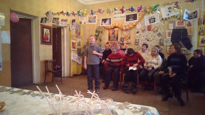 В юношеской библиотеке состоялась рождественская встреча  ветеранов и воспитанников КШ «Буревестник», фото-5