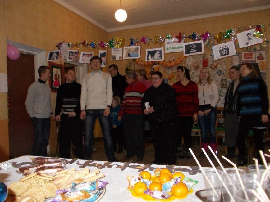 В юношеской библиотеке состоялась рождественская встреча  ветеранов и воспитанников КШ «Буревестник», фото-2