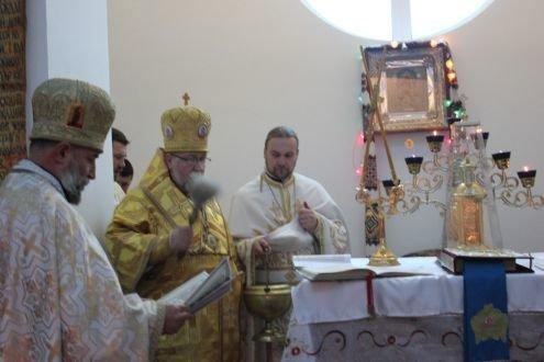 В Димитрове освятили  греко-католической храм (Фото), фото-3