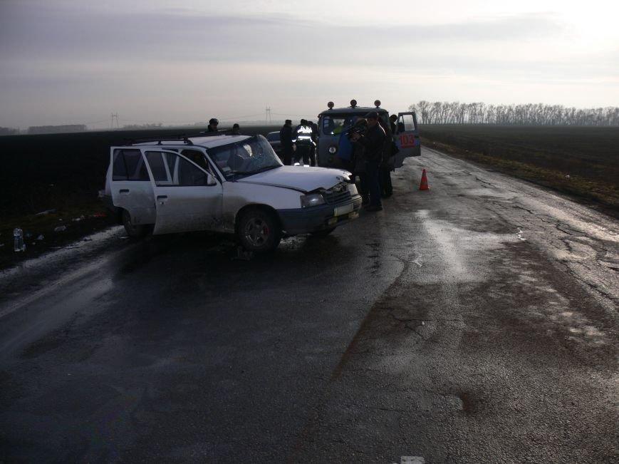 В жуткой аварии возле Сум пострадало пять человек (ФОТО), фото-6