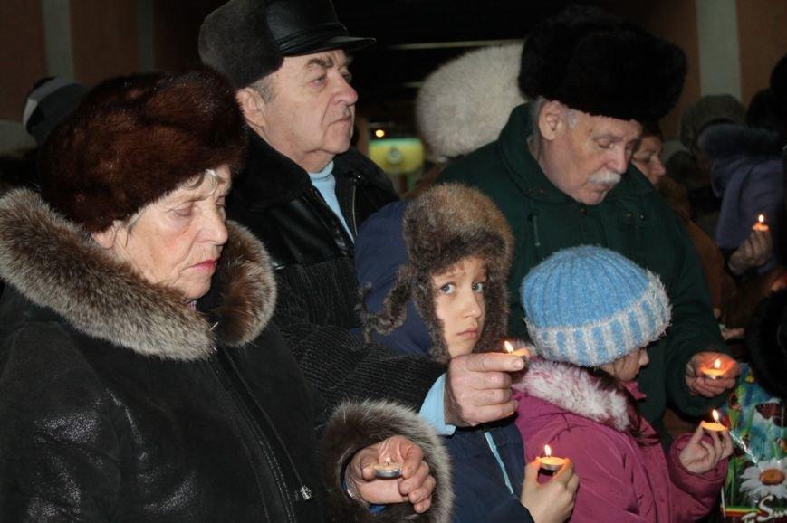 Возле артемовской Стены плача читали молитвы на иврите, фото-5