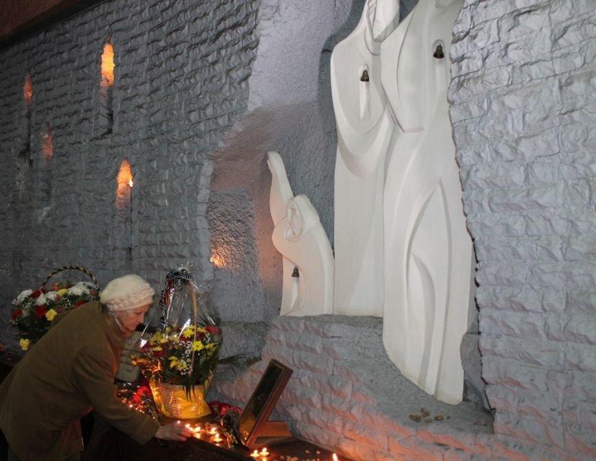 Возле артемовской Стены плача читали молитвы на иврите, фото-7