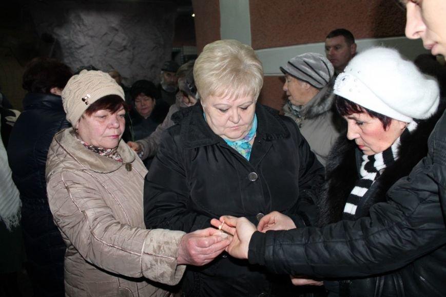 Возле артемовской Стены плача читали молитвы на иврите, фото-4