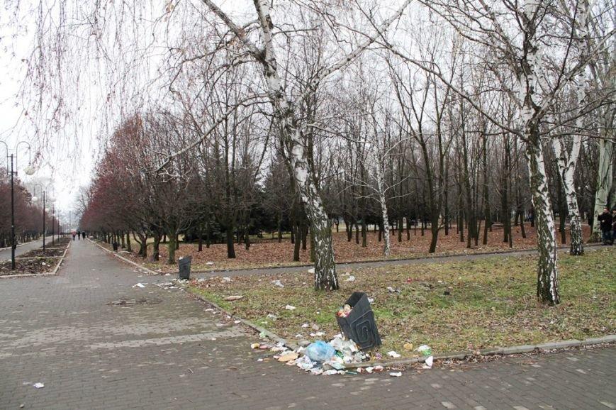 Руководство артемовского парка культуры и отдыха зимой содержит парк за личные средства, фото-1