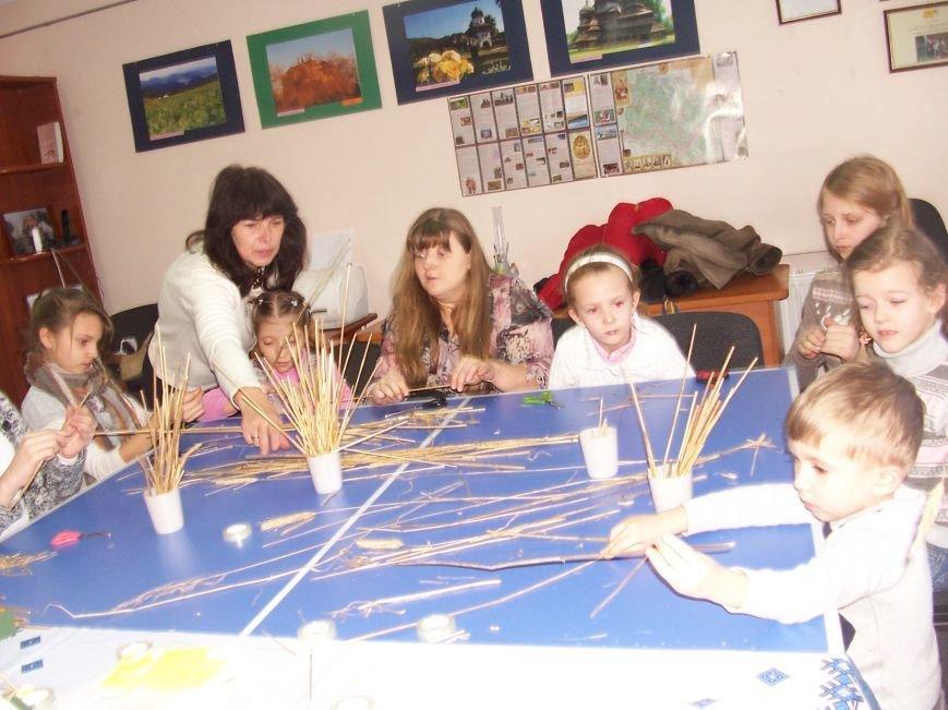 Різдвяний «павучок» об'єднав львівські сім'ї, фото-4