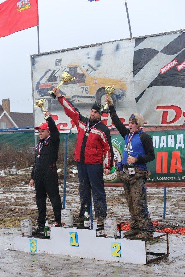 Команда СТК СТАРТ Домодедово снова на подиуме в Гонках на выживание, фото-3