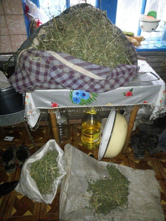 На Сумщине задержали наркомана, который хранил «зелье» на 180 тысяч гривен (ФОТО), фото-1
