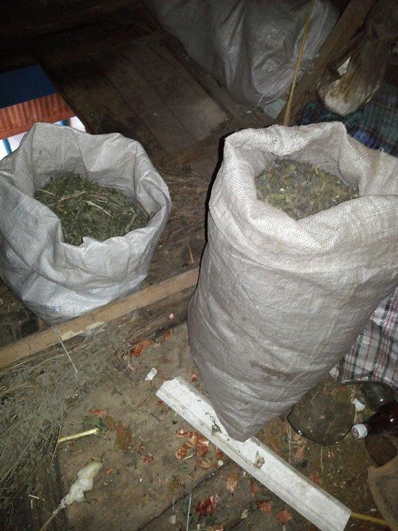 На Сумщине задержали наркомана, который хранил «зелье» на 180 тысяч гривен (ФОТО), фото-2