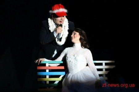 Житомиряни взяли участь у «Різдвяному каламбурі», фото-6