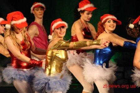 Житомиряни взяли участь у «Різдвяному каламбурі», фото-4