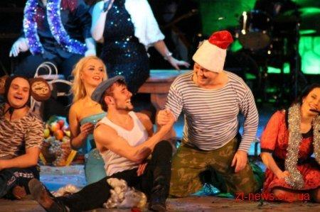 Житомиряни взяли участь у «Різдвяному каламбурі», фото-8