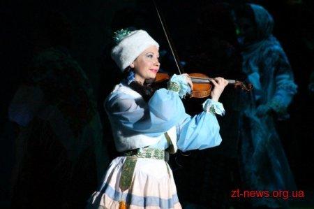 Житомиряни взяли участь у «Різдвяному каламбурі», фото-7
