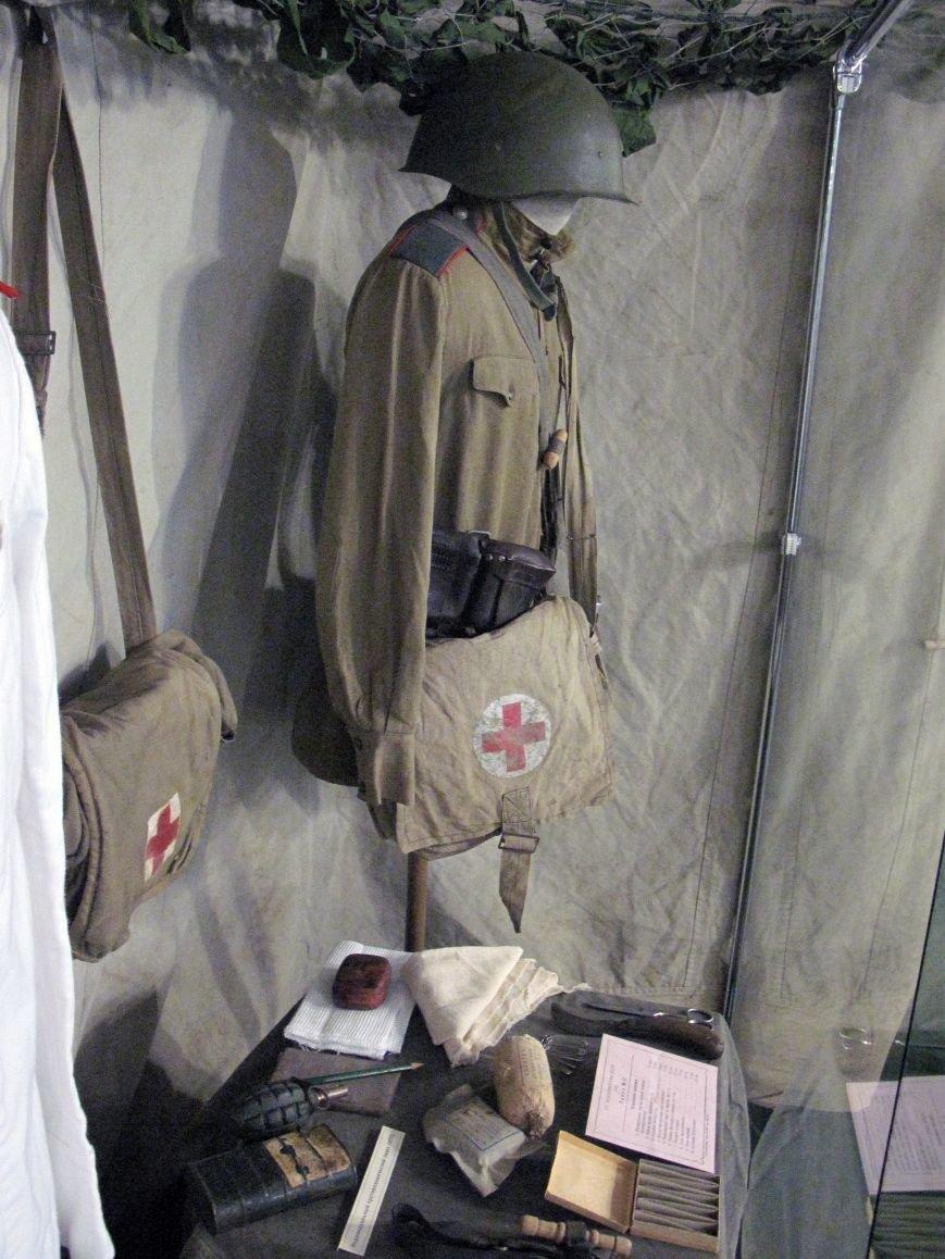 В Симферополе откроется выставка в палатке, посвященная военным медикам (ФОТО), фото-1