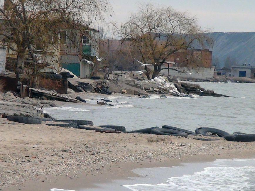 Лодка, перевернувшаяся в Азовском море в Мариуполе, не была зарегистрирована, фото-1