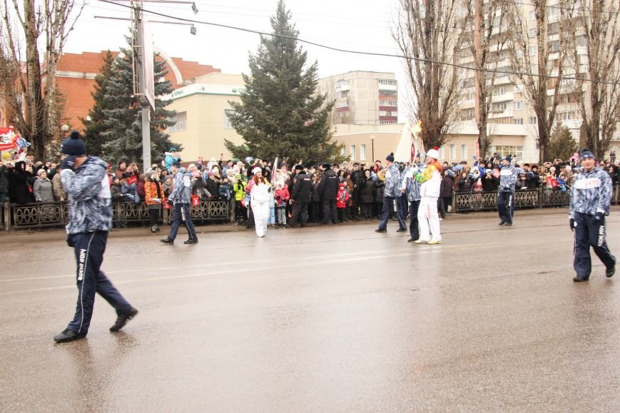 В Липецке проходит Олимпийская эстафета (ВИДЕО и ФОТООТЧЕТ), фото-11