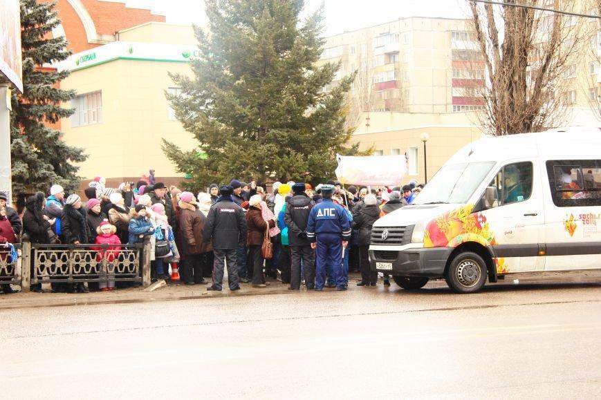 В Липецке проходит Олимпийская эстафета (ВИДЕО и ФОТООТЧЕТ), фото-2