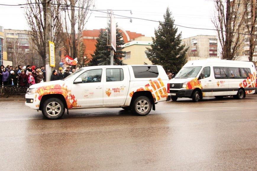 В Липецке проходит Олимпийская эстафета (ВИДЕО и ФОТООТЧЕТ), фото-4
