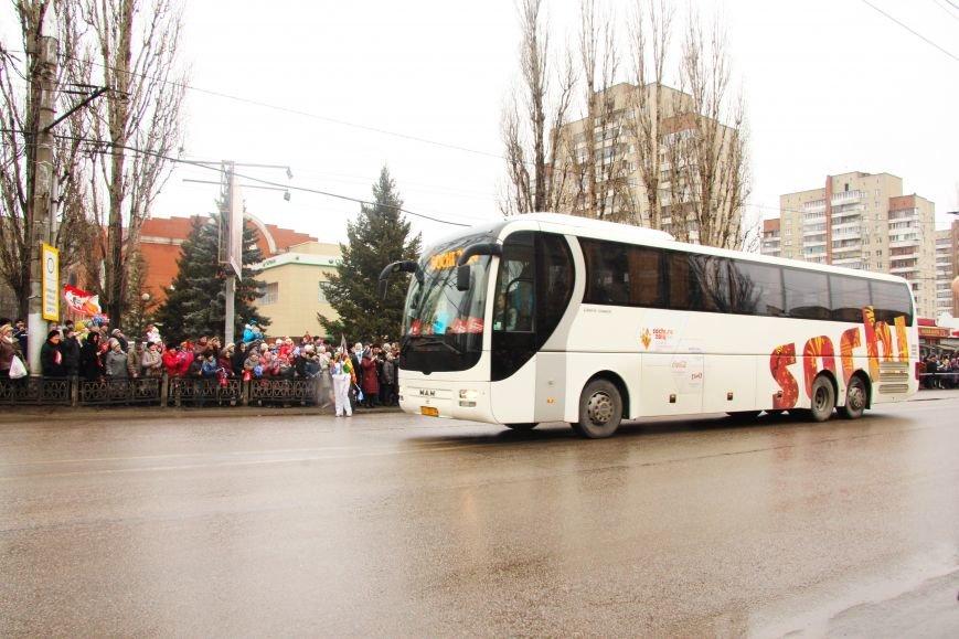 В Липецке проходит Олимпийская эстафета (ВИДЕО и ФОТООТЧЕТ), фото-8