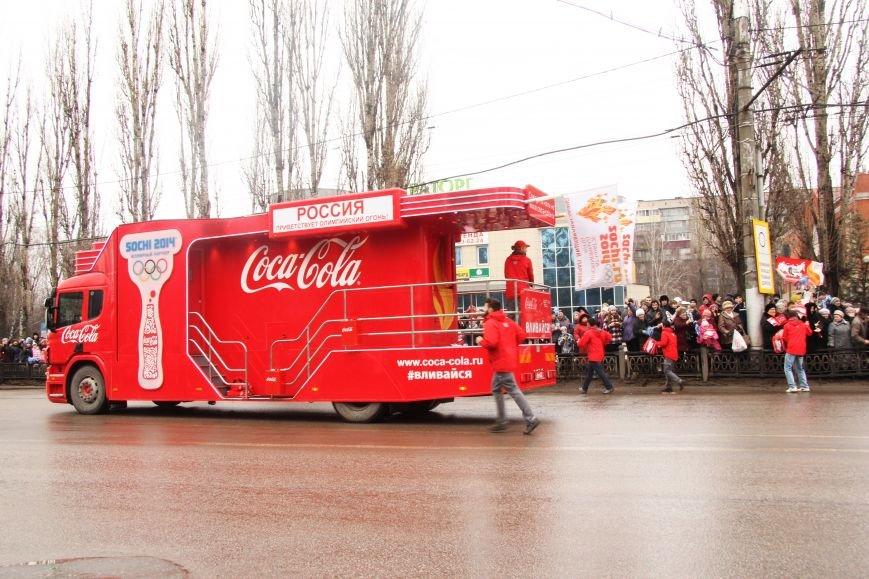В Липецке проходит Олимпийская эстафета (ВИДЕО и ФОТООТЧЕТ), фото-7