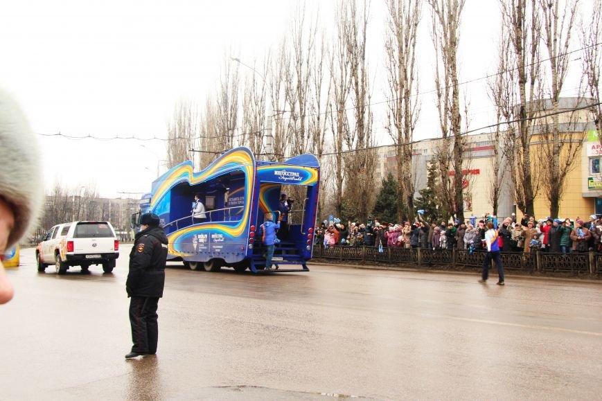 В Липецке проходит Олимпийская эстафета (ВИДЕО и ФОТООТЧЕТ), фото-6