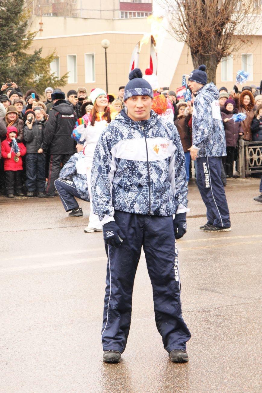 В Липецке проходит Олимпийская эстафета (ВИДЕО и ФОТООТЧЕТ), фото-18