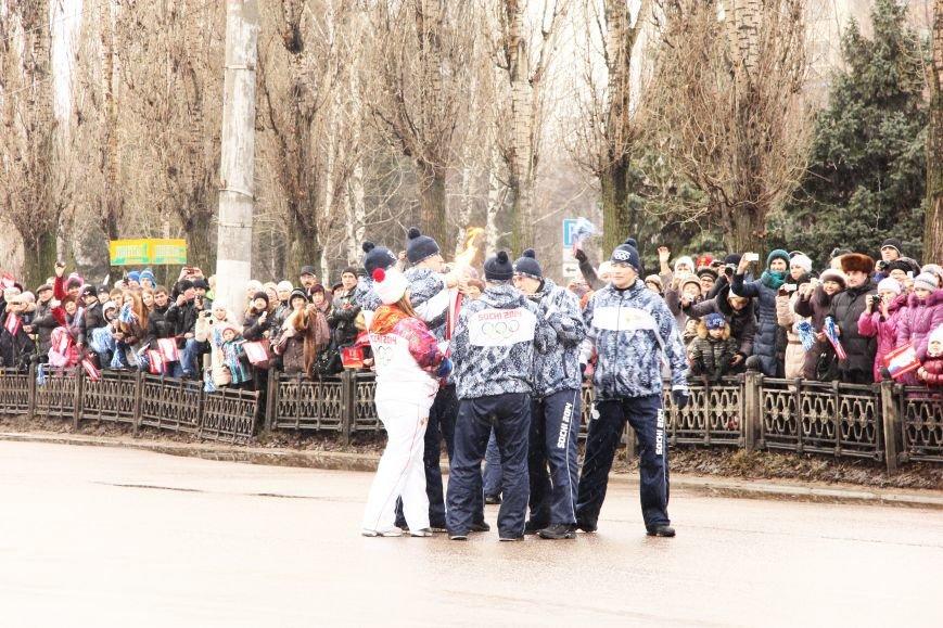 В Липецке проходит Олимпийская эстафета (ВИДЕО и ФОТООТЧЕТ), фото-14
