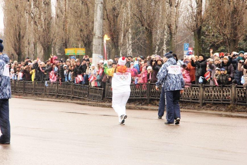 В Липецке проходит Олимпийская эстафета (ВИДЕО и ФОТООТЧЕТ), фото-15