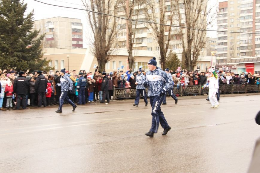В Липецке проходит Олимпийская эстафета (ВИДЕО и ФОТООТЧЕТ), фото-10