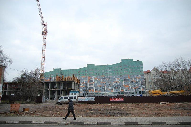 Январь 2014 в Белгороде: В ожидании зимы, фото-3