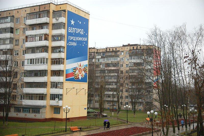 Январь 2014 в Белгороде: В ожидании зимы, фото-5