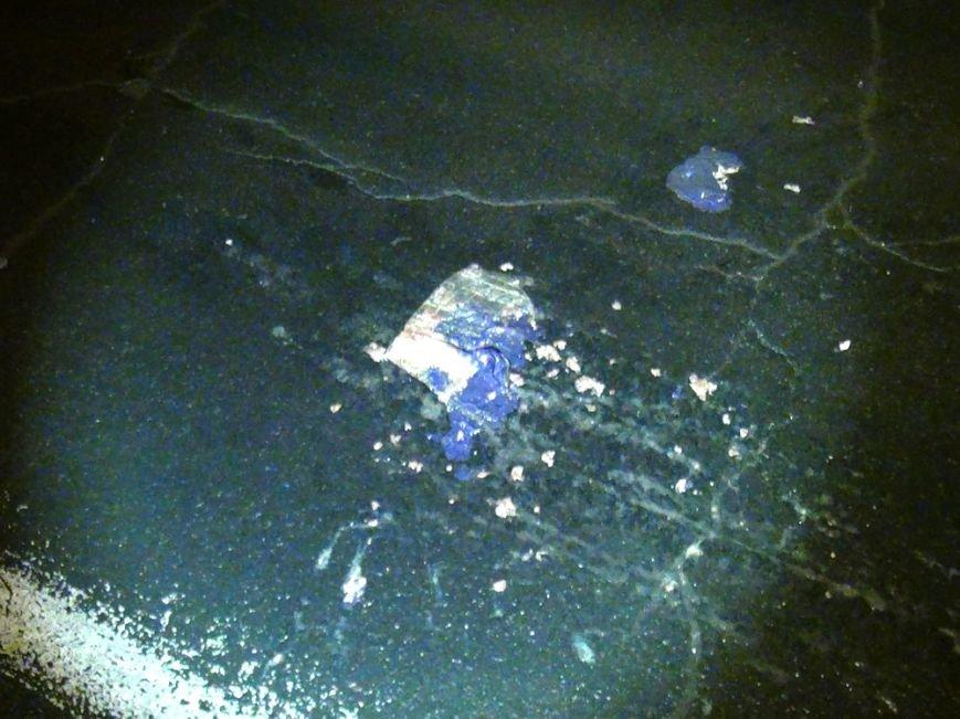 В Мариуполе автомобиль охранной фирмы на пешеходном переходе сбил женщину (ФОТО), фото-4