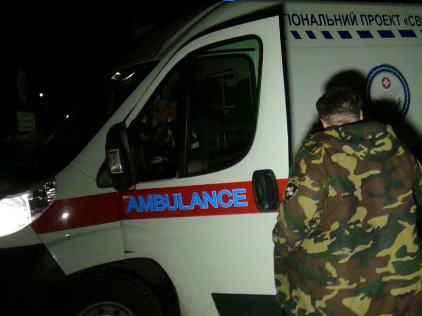 В Мариуполе горел административный корпус СРЗ (ФОТО), фото-3