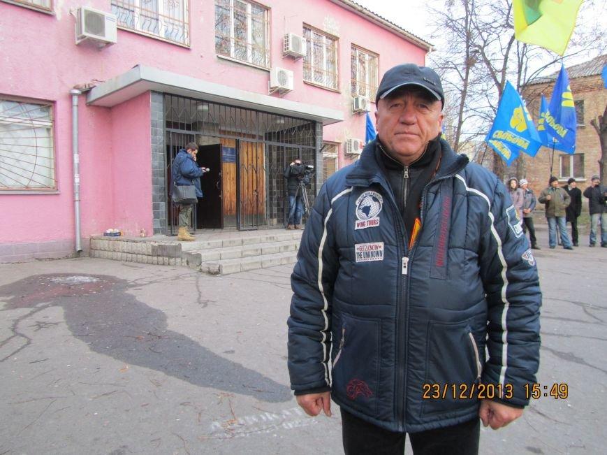 Главный евромечтатель Владимир Иванович Пилипенко - человек высочайшей порядочности