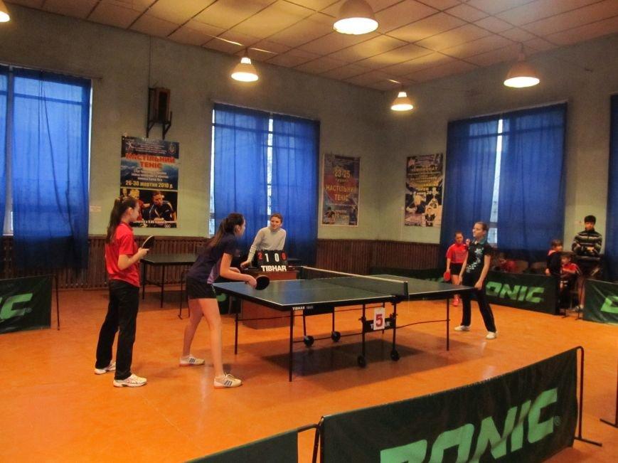 Среди победителей международного турнира по настольному теннису красноармейские спортсмены, фото-1