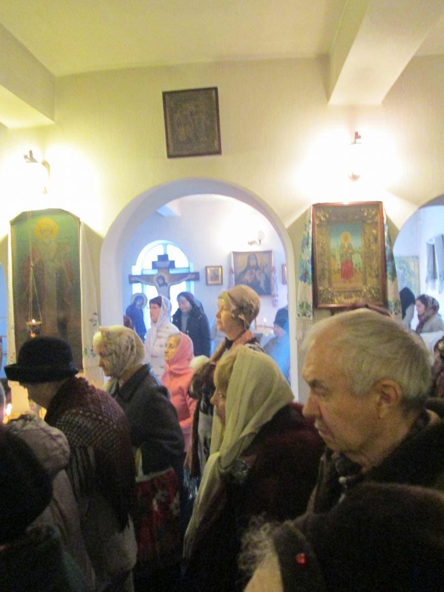 В Мариуполе  храм на Морвокзале отметил престольный праздник (ФОТО), фото-1