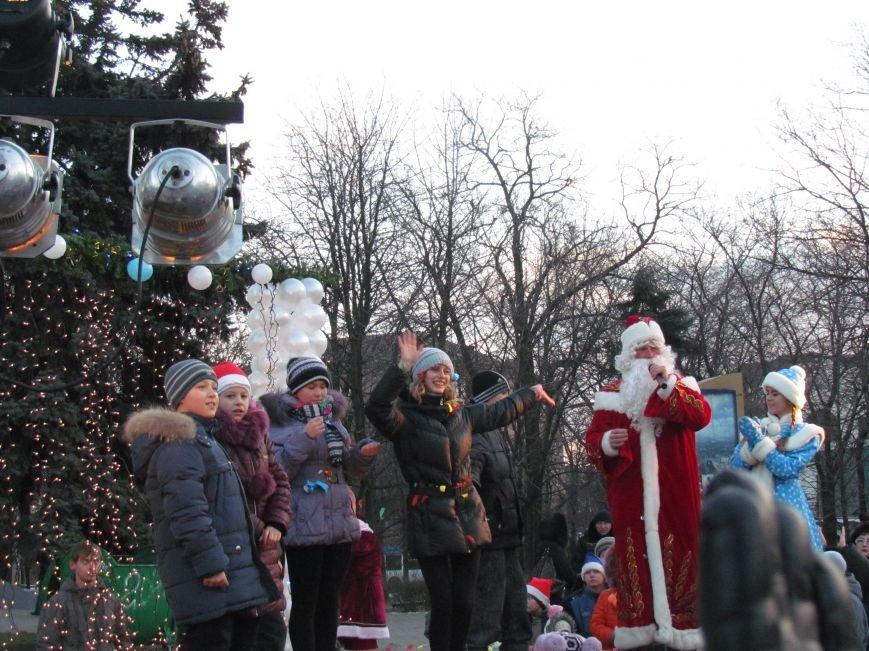 В Мариуполе с песнями прошел парад Снегурочек и Дедов Морозов (ФОТОРЕПОРТАЖ), фото-10