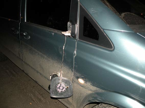 На Николаевщине женщина погибла под колесами «Мерседеса» (ФОТО), фото-1