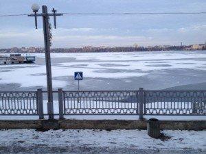Тепер через тернопільське озеро можна пройти по пішохідному переходу (фото), фото-2