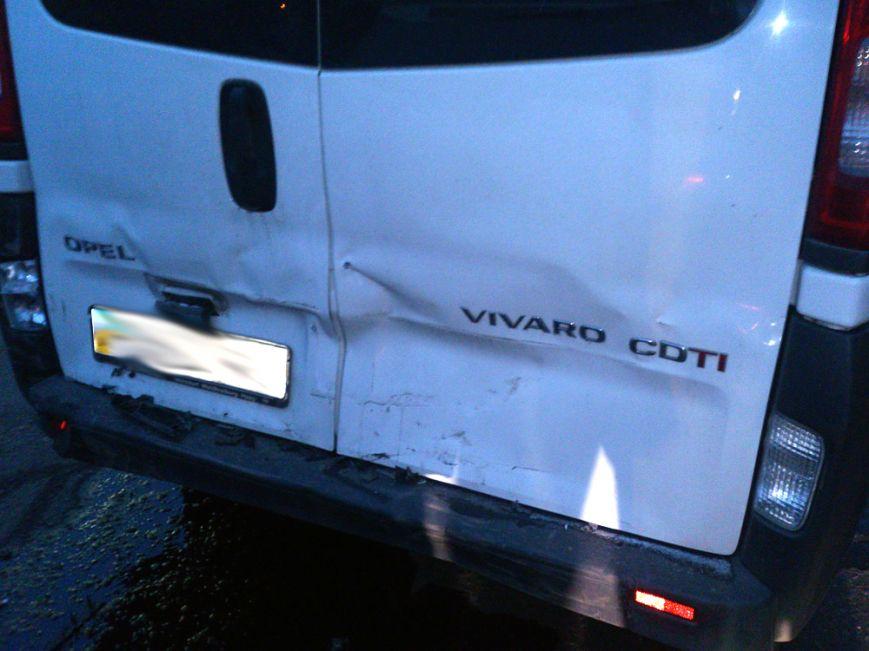 В Мариуполе на  проспекте Ильича столкнулось сразу четыре авто (ФОТО), фото-3