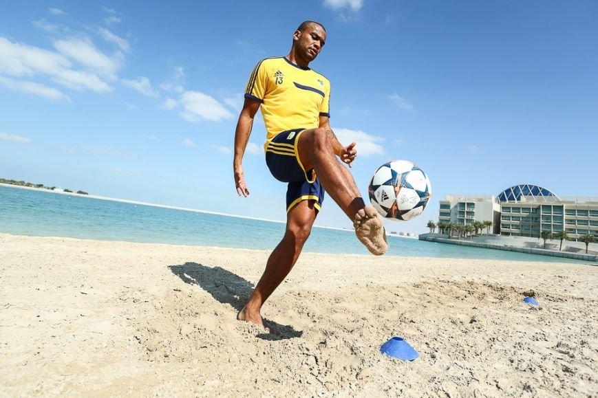 Новый капитан команды и возвращение Девича: «Металлист» продолжает тренироваться в ОАЭ (ФОТО), фото-8