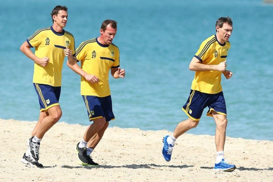 Новый капитан команды и возвращение Девича: «Металлист» продолжает тренироваться в ОАЭ (ФОТО), фото-10