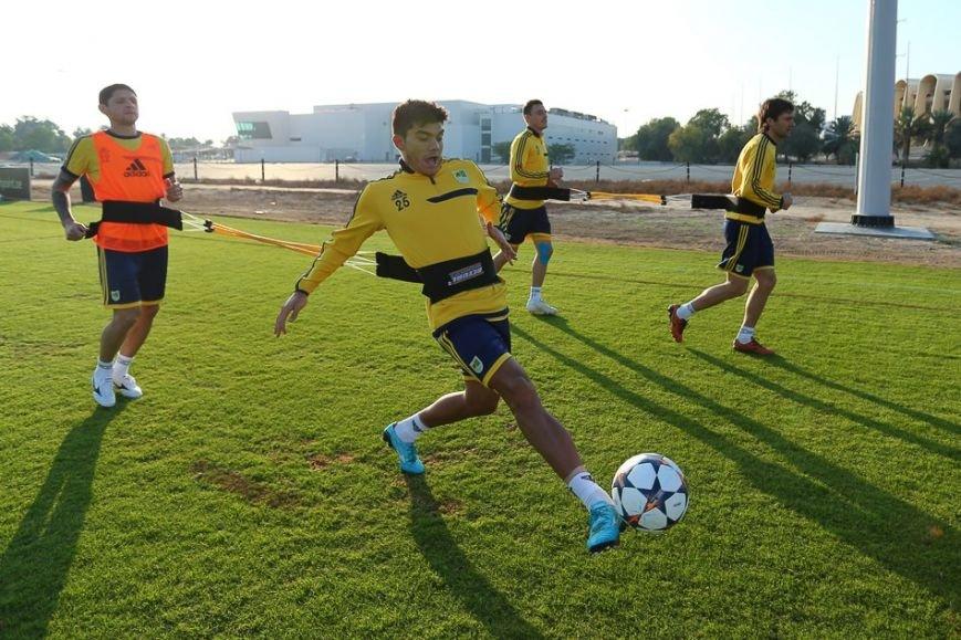 Новый капитан команды и возвращение Девича: «Металлист» продолжает тренироваться в ОАЭ (ФОТО), фото-16