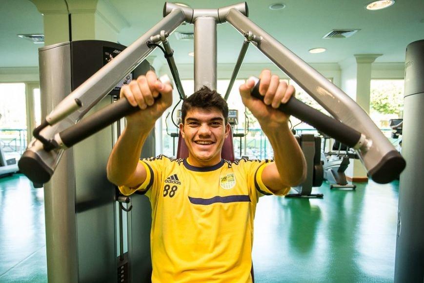 Новый капитан команды и возвращение Девича: «Металлист» продолжает тренироваться в ОАЭ (ФОТО), фото-7
