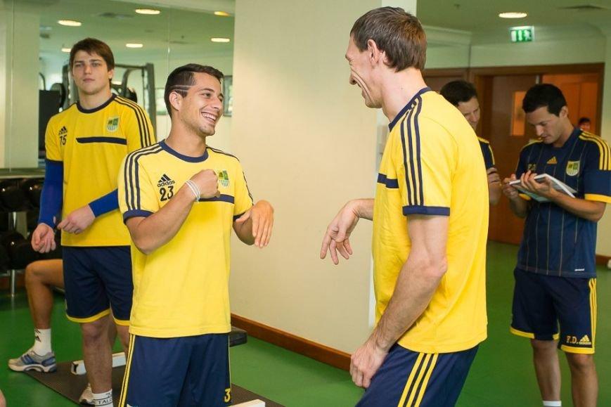 Новый капитан команды и возвращение Девича: «Металлист» продолжает тренироваться в ОАЭ (ФОТО), фото-6