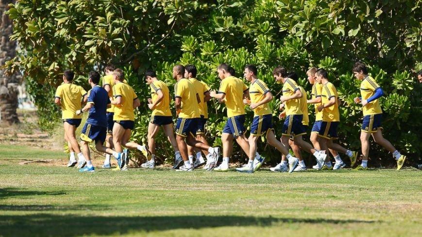 Новый капитан команды и возвращение Девича: «Металлист» продолжает тренироваться в ОАЭ (ФОТО), фото-11