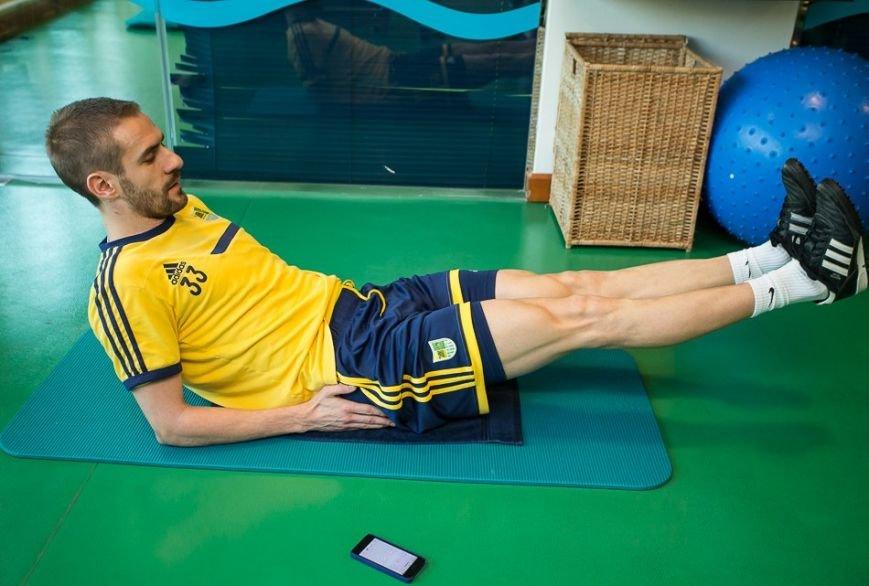 Новый капитан команды и возвращение Девича: «Металлист» продолжает тренироваться в ОАЭ (ФОТО), фото-15